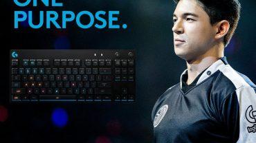 Tastiera professionale per il gaming online: Logitech G Pro eSports