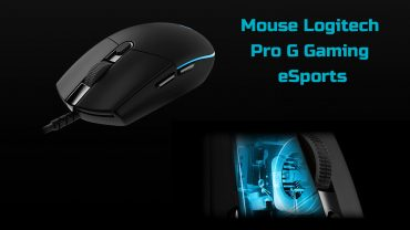 Mouse professionale per il Gaming online: Logitech G Pro Gaming eSport