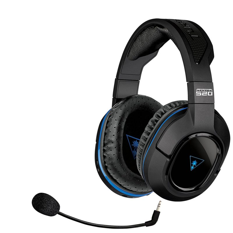 cuffie wireless esports turtle beach stealth 520