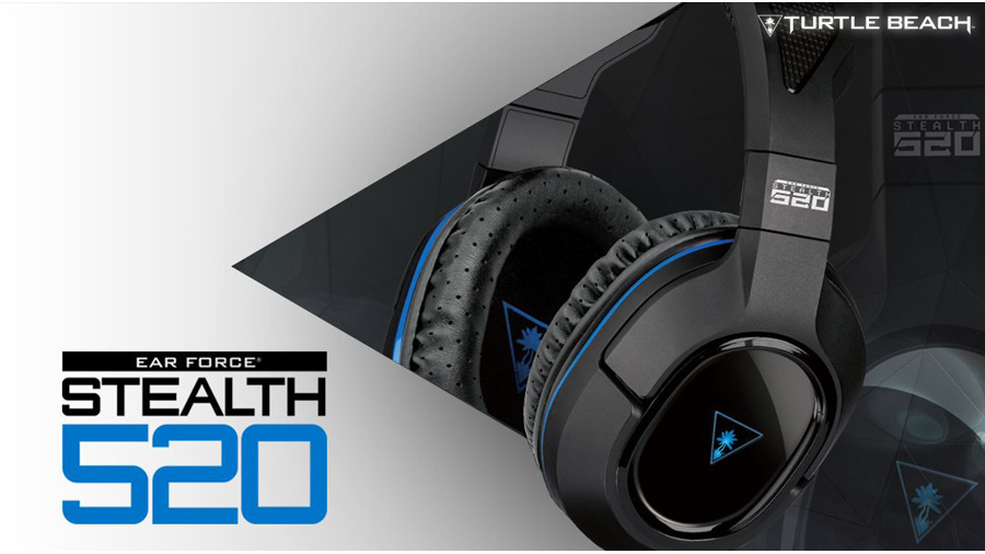 cuffia wireless gaming turtle beach stealth 520