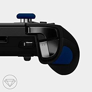 Razer Raijiu controller ps4 materiali