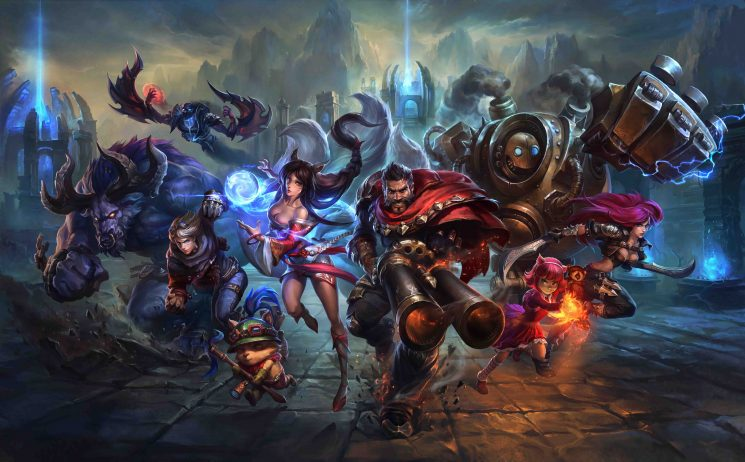 league of legend esport montepremi più alti