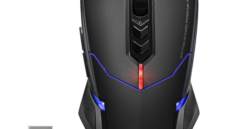 Review e scheda tecnica mouse da gaming VicTsing CA32-ITIN