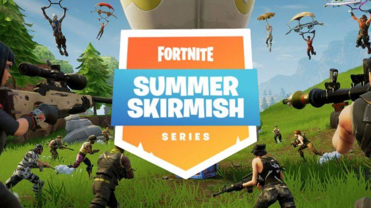 Fortnite Summer Skirmish esports