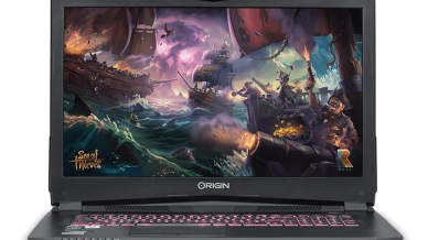 origin presenta due notebook per il gaming