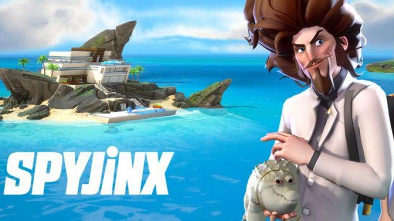 Epic Games annuncia Spyjinx per Android e iOS