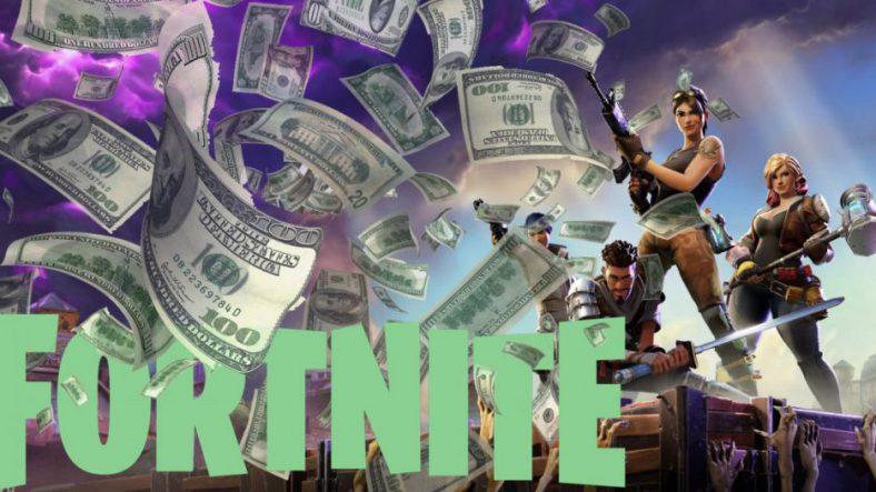 Fortine: incassi per 3000 dollari al minuto | La classifica dei titoli che guadagnano di più