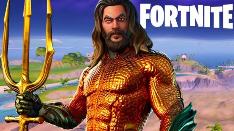 Fortnite Aquaman: come completare la terza sfida per sbloccare la skin
