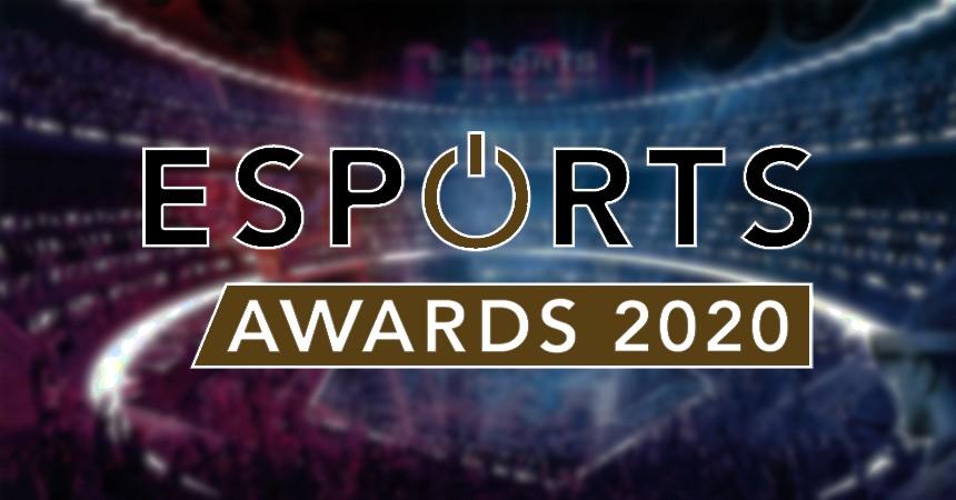 premiazioni Esports awards 2020