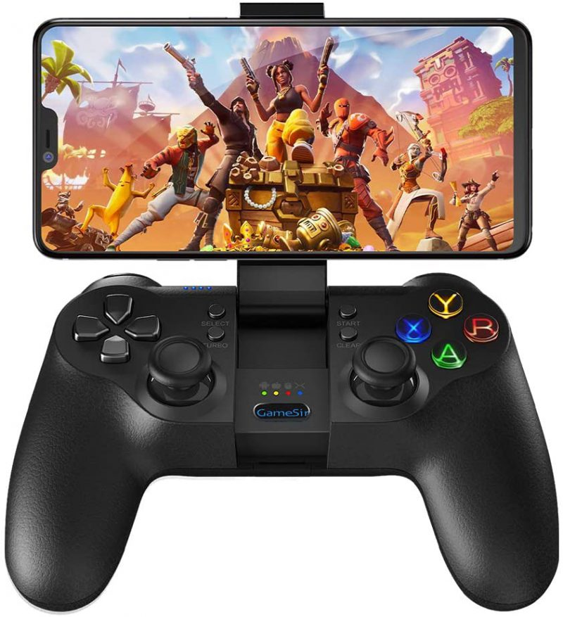 5 controller per mobile gaming