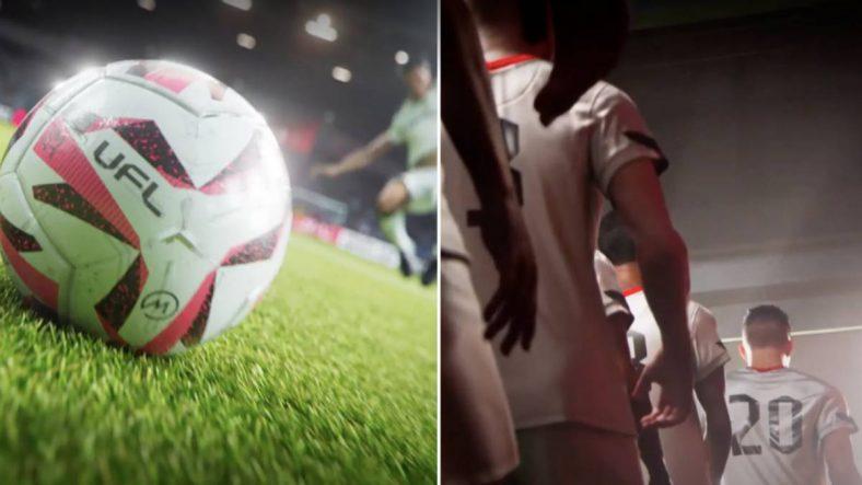 UFL è il nuovo gioco di calcio che sfida FIFA e PES